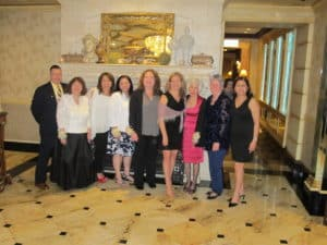The HEA celebrates Retirements and 25 Year Honorees with a dinner