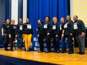 PRIDE sponsors Black Lives Matter at School event