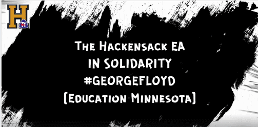 The HEA stands with Education Minnesota in affirming that black lives matter